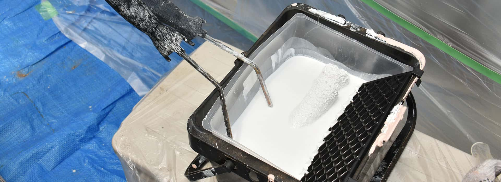 外壁塗装・屋根塗装・防水塗装など鈴樹の塗装工事の施工メニュー
