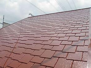 屋根塗装|鈴樹の塗装工事施工メニュー
