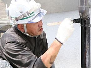 付帯部塗装|鈴樹の塗装工事施工メニュー