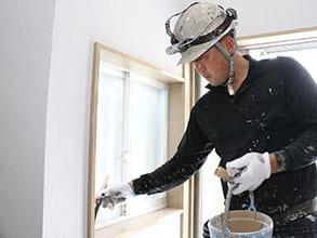 部分塗装|鈴樹の塗装工事施工メニュー