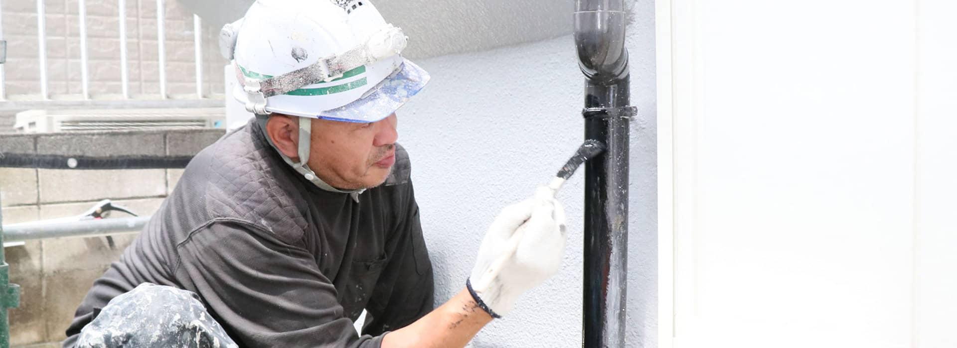 春日部市での外壁塗装・屋根塗装など鈴樹の塗装工事の料金について